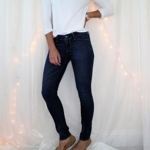 Abercrombie & Fitch The A&F Skinny Jegging